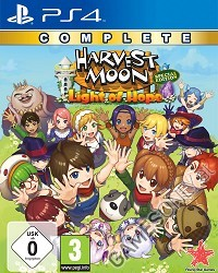 Harvest Moon Light of Hope Complete Special Edition (PS4)