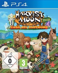 Harvest Moon: Licht der Hoffnung [Special Edition] (PS4)