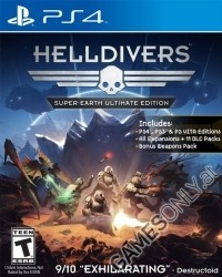 Helldivers Super Earth Edition [US] (PS4)