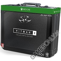 Hitman 2 [Ultimate Collectors uncut Edition] (Xbox One)