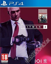 Hitman 2 [uncut Edition] (PS4)