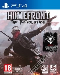 Homefront: The Revolution [uncut Edition] inkl. DLC Bonus Pack (PS4)