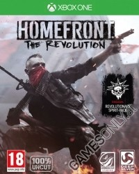 Homefront: The Revolution [uncut Edition] inkl. DLC Bonus Pack (Xbox One)