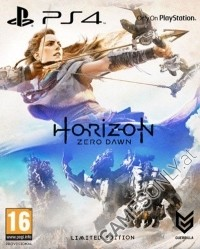 Horizon: Zero Dawn [Limited EU uncut Edition] (PS4)
