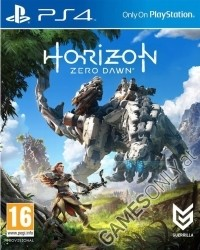 Horizon: Zero Dawn [uncut Edition] (PS4)