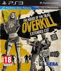 House of the Dead Overkill [extended uncut Edition] inkl. 2 Stk. 3D Brillen (PS3)