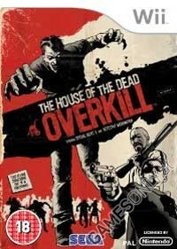 House of the Dead Overkill [uncut Edition] *rare* (Wii)