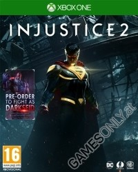 Injustice 2 [D1 uncut Bonus Edition] (Xbox One)