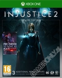 Injustice 2 [Deluxe uncut Edition] inkl. 5 Boni (Xbox One)