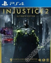 Injustice 2 [Ultimate uncut Edition] (PS4)