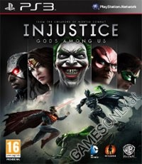 Injustice: G�tter unter uns (Gods Among Us) [Ultimate uncut Edition] (PS3)