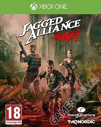 Jagged Alliance: Rage [uncut Edition] (Xbox One)