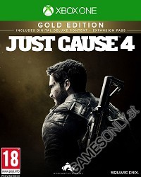 Just Cause 4 [Gold uncut Edition] (Xbox One)