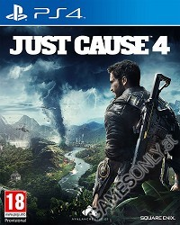 Just Cause 4 [uncut Edition] (PS4)