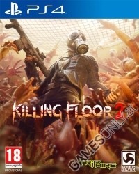 Killing Floor 2 [uncut Edition] + 10 Boni (PS4)