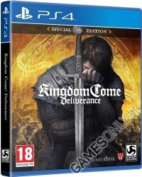 Kingdom Come: Deliverance [Special uncut Edition] (PS4)