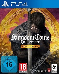 Kingdom Come: Deliverance [Royal uncut Edition] (PS4)
