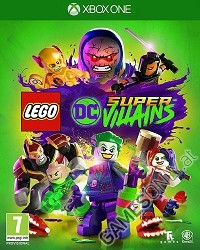 LEGO DC Super Villains (Xbox One)