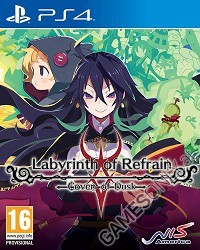 Labyrinth of Refrain: Coven of Dusk (PS4)