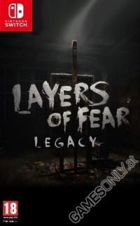 Layers of Fear Legacy [uncut Edition] (Nintendo Switch)