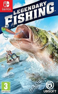 Legendary Fishing (Nintendo Switch)