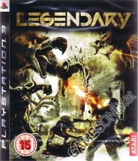 Legendary [uncut Edition] (PS3)