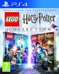 Lego Harry Potter HD Collection [Remastered] (PS4)
