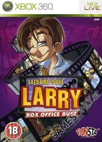 Leisure Suit Larry: Box Office Bust [uncut Edition] (Xbox360)