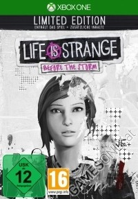 Life Is Strange: Before The Storm [Limited Edition] (Xbox One)