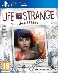Life Is Strange [Limited uncut Edition] (PS4)