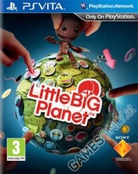 Little Big Planet inkl. Bonus DLC (Bioshock-Kost�mpaket) (PSV)