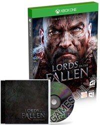 Lords of the Fallen [Limited EU Edition] inkl. 2 DLCs (Xbox One)