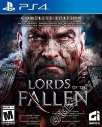 Lords of the Fallen [Complete uncut Edition] (PS4)