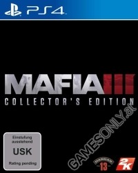 Mafia 3 [Deluxe Collectors uncut Edition] inkl. 10 Preorder Boni (PS4)