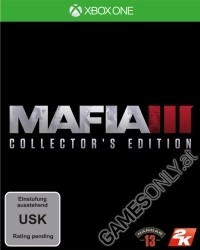 Mafia 3 [Deluxe Collectors uncut Edition] inkl. 10 Boni (Xbox One)