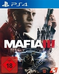 Mafia 3 USK Version (PS4)