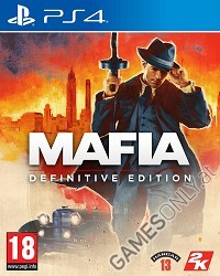 Mafia: Definitive [Bonus uncut Edition] (PS4)