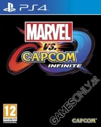 Marvel vs. Capcom Infinite [Collectors Edition] (PS4)