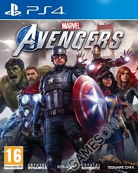 Marvels Avengers [Standard Edition] (Crazy Deal) (PS4)