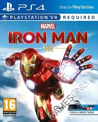 Marvels Iron Man VR (PS4)