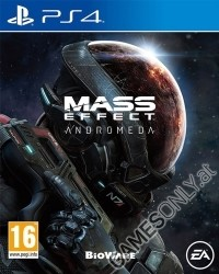 Mass Effect: Andromeda [AT uncut Edition] inkl. 3 Bonus DLCs (PS4)