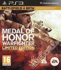 Medal of Honor 2: Warfighter [Limited uncut Edition] (PS3)