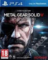 Metal Gear Solid 5: Ground Zeroes [uncut Edition] (PS4)