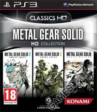 Metal Gear Solid HD Collection [uncut Edition] (PS3)