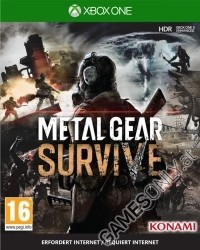 Metal Gear Survive [Day 1 Bonus uncut Edition] (Xbox One)