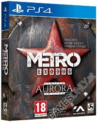 Metro: Exodus [Aurora AT uncut Edition] (PS4)
