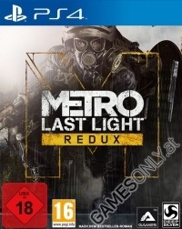 Metro: Last Light Redux [uncut Edition] (PS4)