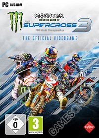 Monster Energy Supercross - The Official Videogame 3 (PC)