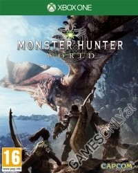 Monster Hunter: World [Bonus Edition] (Xbox One)