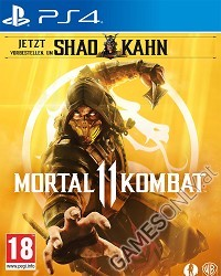 Mortal Kombat 11 [Limited uncut Edition] inkl. Shao Kahn (PS4)